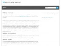 webmail-informatie.nl
