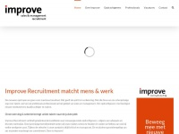 Improverecruitment.nl - Improve Recruitment - Werving en Selectie - Improve Recuitment