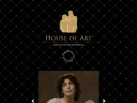 Houseofart.net - House of Art, Art & Culture Experience of fine Art