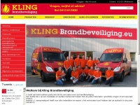 Home Kling Brandbeveiliging