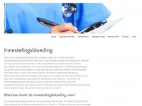 innestelingsbloeding.nl
