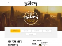 Theblueberry.nl - The Blueberry – Amersfoort – American style breakfast, lunch, cakes and more!