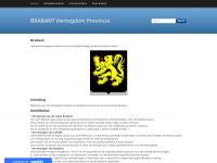 BRABANT Hertogdom Provincie  - Brabant