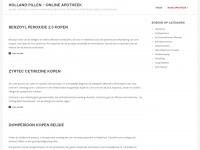 hollandpillen.com