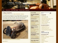 Classic Mania - over oldtimers en classic cars