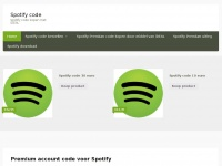 Spotify-code.nl - Spotify Code