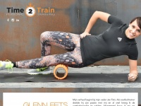 Time2train.be - Personal Trainer Limburg - Time2Train