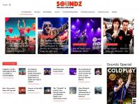 Soundz.nl - Soundz - Het muziekmagazine