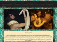Slangen-animatie.nl - Slangen animatie, tamme slang verhuur, bedrijfsevenementen, corporate entertainers, productlanceringen, fotosessies, nachtclubs, privé-feesten