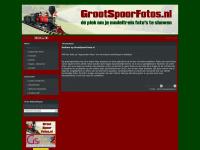 Grootspoorfotos.nl - Grootspoorfotos, de plek waar jij je eigen gemaakte modeltrein fotos kan plaatsen. Vooral fotos van treinen afkomstig van het merk LGB en PIKO zijn welkom. - Startpagina