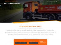 Containerdienst Mels