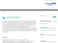 """Stichtingdewaterlijn.nl - Stichting """"De Waterlijn"""""""