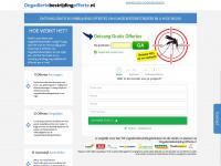 Ongediertebestrijdingofferte.nl - Ongediertebestrijding offerte aanvragen : Gratis ongediertebestrijding offerte