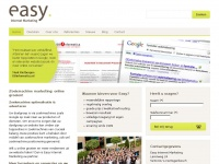 Easy.nl - Zuiver Internet Marketing. That's Easy. | Easy Internet Marketing