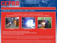 CEPRO - Leading in welding safety