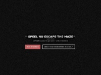 escapethemaze.nl