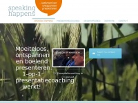 speakinghappens.nl