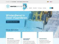 Winterservices.be - Société de déneigement et d'épandage de sel en Belgique