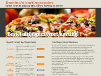 Dominos kortingscodes - Nu je 2e pizza gratis!