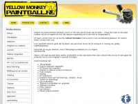 Yellowmonkeypaintball.nl - Yellow Monkey Paintball onlineshop