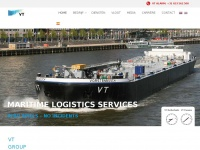 Vtgroup.nl - VT Group – Maritime logistics services