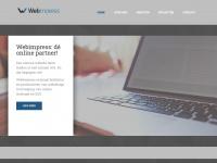 Webimpress.nl - Webimpress uit Cabauw   Webdesign, SEO, Webshop, online marketing en huisstijl