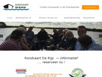 Rondvaartderijp.nl - RONDVAART DE RIJP - vaartochten door de Eilandspolder!