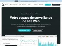 Uptrends.fr - Monitoring de Site Web et Surveillance de Performance | Uptrends