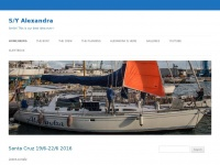 Syalexandra.dk - S/Y Alexandra | Smile! This is our best idea ever !