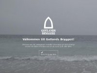 Gotlandsbryggeri.se - Gotlands Bryggeri