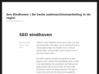 Seoeindhoven.nl - Seo Eindhoven | De beste zoekmachinemarketing in de regio! - Just another WordPress site