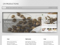 Cm-productions.nl - CM-Productions | Webdesign and stuff