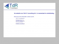 tdr-consulting.nl