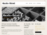 gazettevandetroit.be