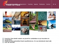 Food for Flow – Energy & Performance