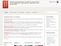 Domain registered - spaanshaarlem.nl