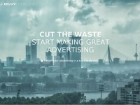 Creation, advertising & technology - Below Enemy Lines