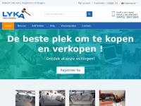 Lyka-veilingen.be - Home page