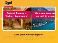 Sendmeanywhere.nl - Verrassingsreizen | Send Me Anywhere