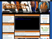 CobraNova Basketball – Basketball vereniging voor Leidschendam-Voorburg
