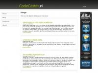 CodeCaster.nl - welkom!