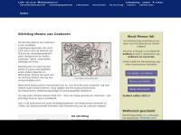 Coehoorn.nl - Stichting Menno van Coehoorn - De Stichting