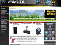 Highlite.nl - Highlite International Welcome / Highlite