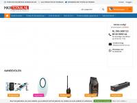 Welkom op MaxTotaal.nl de website voor al uw electronica, DJ-Gear, microfoons, koptelefoons, HiFi, speakers enz.