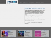 factor-proaudio.nl