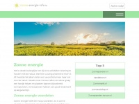zonne-energie-info.be