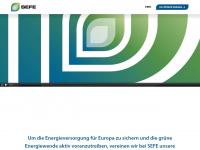 Wingas.com - WINGAS: Erdgas für Industrie, Stadtwerke & Regionalversorger - Wingas GmbH