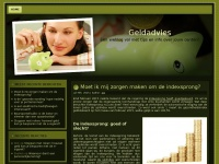 Geldadvies -  Een weblog vol met tips en info over jouw centen!