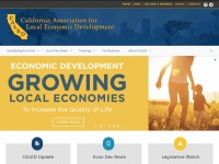 Caled.org - CALED  California Association for Local Economic Development | CALED