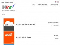 Actaddons.nl - Act! addons – Act! addons